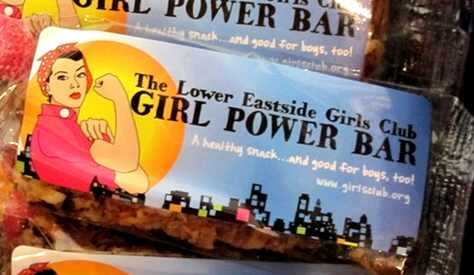 girl power bar