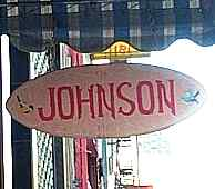 johnson wall signage